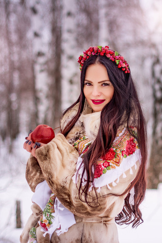 Why choose Russian women
